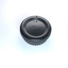 Nikon Rear Lens Cover + Front Body Cap for Nikon F Mount DSLR / Replacement Cover