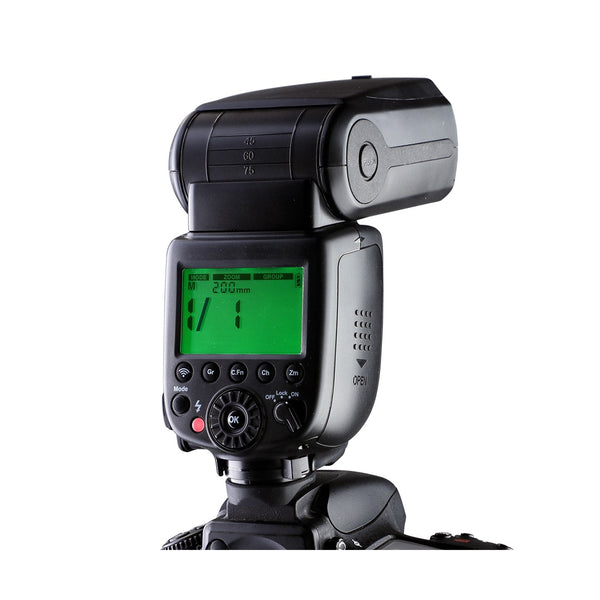 Phottix Juno Li60 Manual Transceiver Flash with Li-Ion Battery (80310 , PH80310)