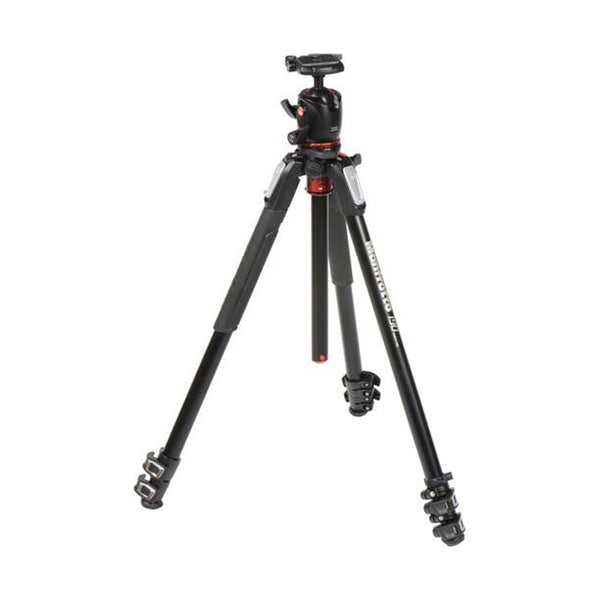 Manfrotto MK190XPRO3-BHQ2 Aluminum Tripod with XPRO Ball Head and 200PL QR Plate