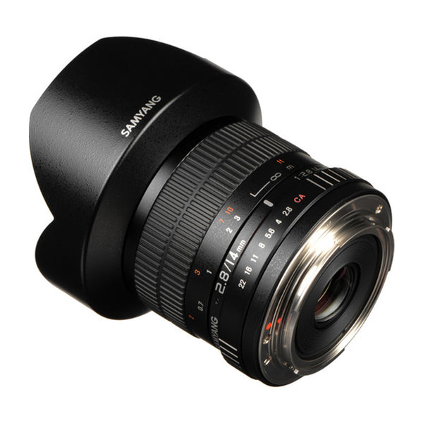 Samyang 14mm f/2.8 ED AS IF UMC Lens for Canon EF