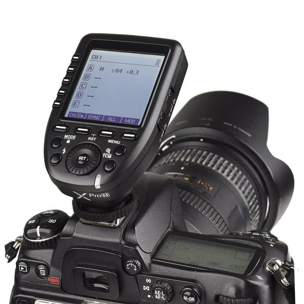 Godox XPro-N TTL Wireless Flash Trigger for Nikon Cameras X-PRO XPRO