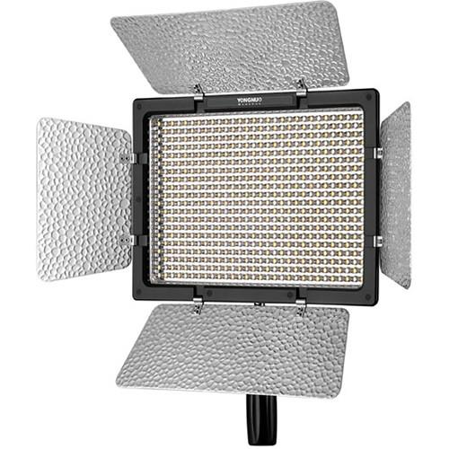 Yongnuo YN600 II YN600L II LED Studio Video Light with Adjustable Color Temperature 3200K-5500K