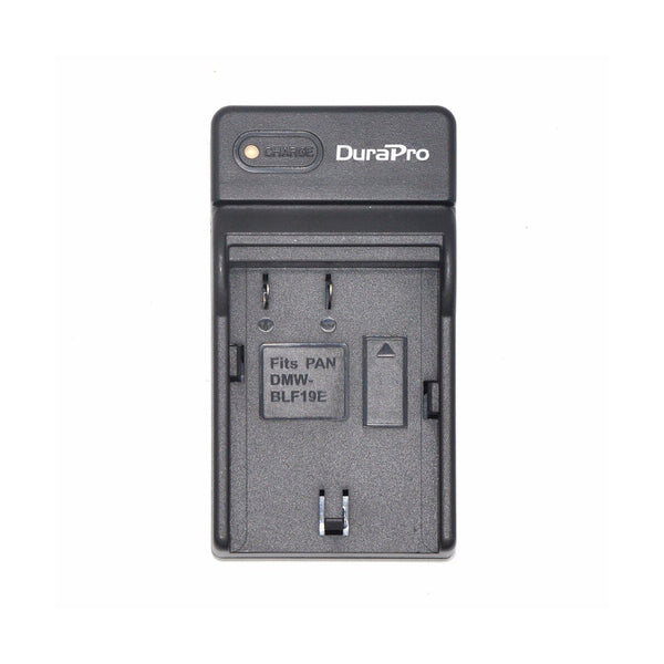 DuraPro USB Camera Battery Charger For Panasonic DMW-BLF19