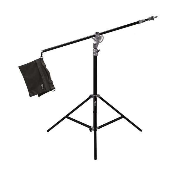 Phottix Saldo 395 Studio Boom Arm Light Stand & Sandbag 395cm / 13 ft / 156 Inches (88221 , PH88221)