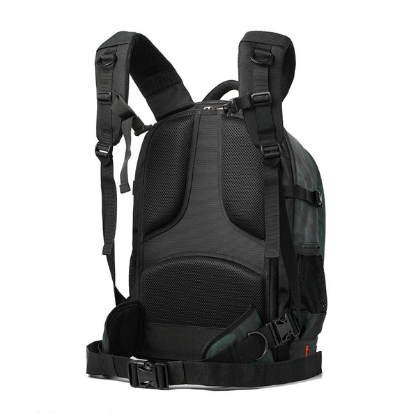 K&F Concept KF13.119 Multifunctional Large DSLR Camera Backpack for Outdoor Travel Photography 31*24*46cm