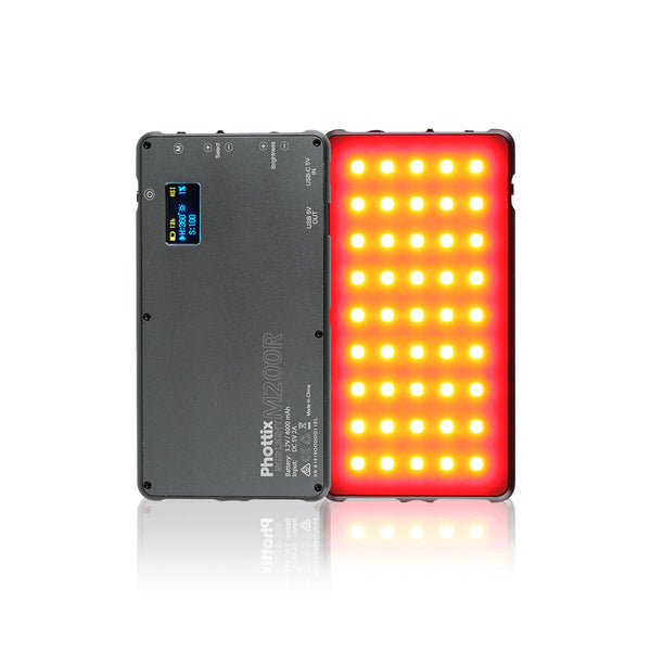 Phottix M200R RGB Light (81419)