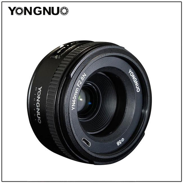 Yongnuo YN40mm f/2.8N Lens for Nikon YN 40mm