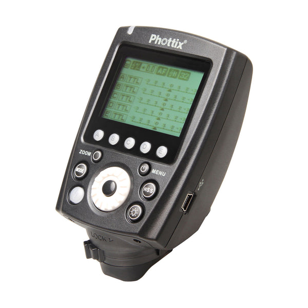 Phottix Odin II TTL Flash Trigger For Transmitter For Nikon (89069 , PH89069)