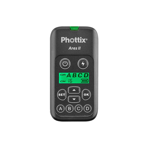 Phottix Ares II Flash Trigger Transmitter (89552 , PH89552)