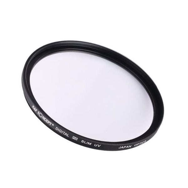 K&F Concept 46mm Slim UV Filter Japan Optical Glass