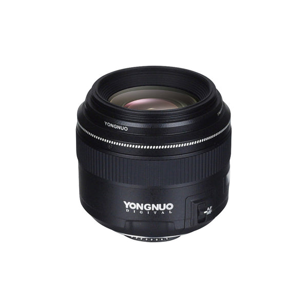 YONGNUO YN85MM F1.8N Camera Lens for Nikon Auto Focus Large Aperture AF MF DSLR Camera Lens YN 85MM F1.8