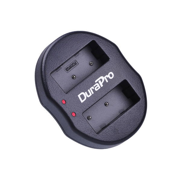 DuraPro NP-W126 NP W126 Dual USB Charger for Fujifilm HS30EXR HS33EXR X-Pro1 X-E1 X-E2 X-A1 X-A1 X-A2 X-T1 HS50 HS35 X-Pro1 X-T1