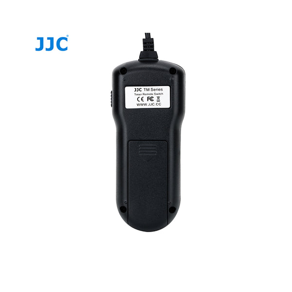 JJC Timer Remote Shutter Cord replaces SONY multi interface connector (TM-F2)