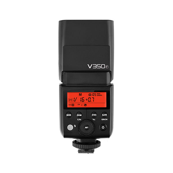 Godox V350F Li-On Camera Flash for Select Fujifilm Cameras V350