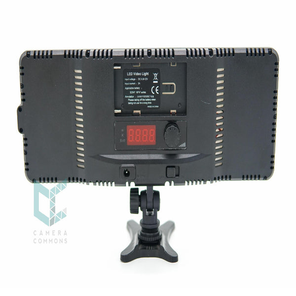280D LED Panel Video Light for with Ballhead for  DSLR / Mirrorless/ Camera / Camcorder/ Photography / Canon/ Nikon