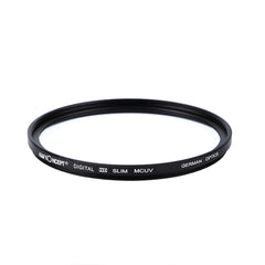 K&F Concept MC UV Filter Slim Green Multi Coated German Optics Japan Import Optical Glass