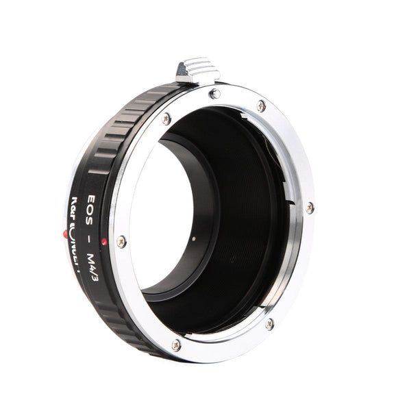 K&F Concept Canon EF Lenses to M43 MFT Mount Camera Adapter