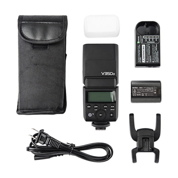 Godox V350N Li-On Camera Flash for Select Nikon Cameras V350