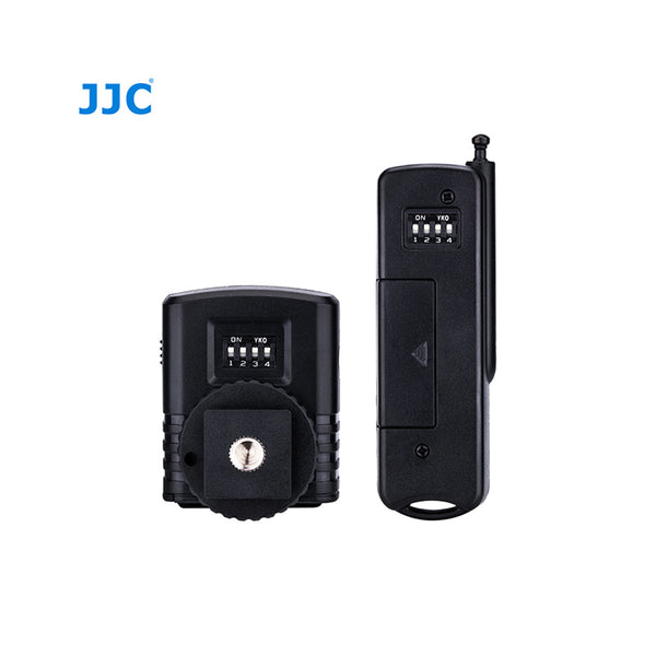 JJC RF Wireless Remote Controller Replacing Fujifilm RR-100 (JM-R2(II))