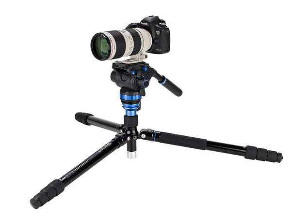 Benro Aero 7 Travel Video Tripod Kit with S7 Video Head