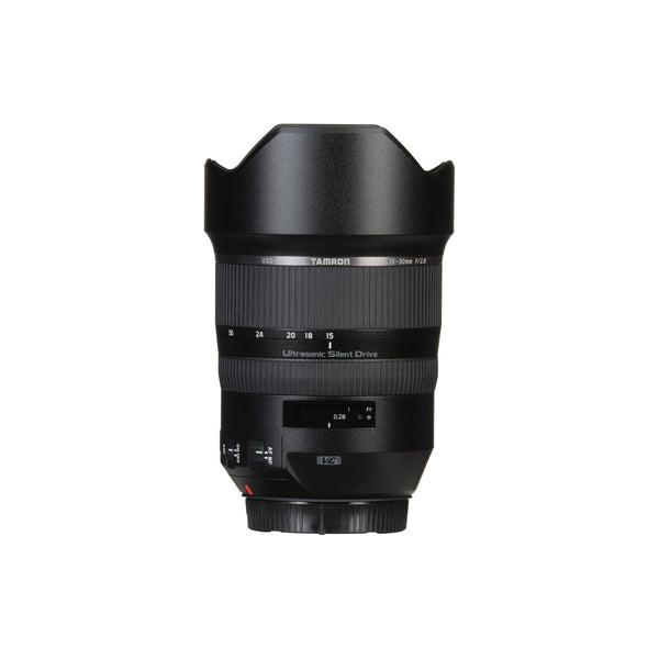 Tamron A012E SP 15-30mm f/2.8 Di VC USD Wide Angle Lens for Canon DSLR EF Mount Full Frame