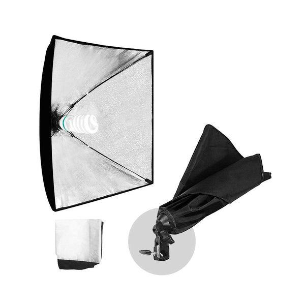 Studio Photography Continuous Lighting Softbox Set