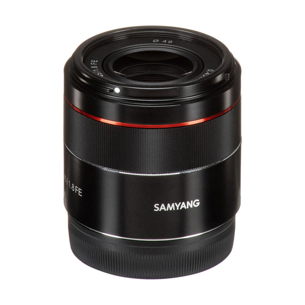 Samyang AF 45mm f/1.8 FE Lens for Sony E