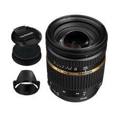 Tamron B005 SP AF 17-50mm f/2.8 XR Di-II VC LD Aspherical (IF) Lens for Nikon DSLR Nikon F Mount Crop Frame