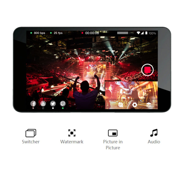 YoloBox-Portable Live Stream Studio - YoloLiv