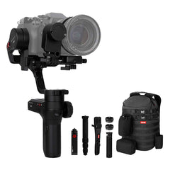 Zhiyun WEEBILL LAB 3-axis Handheld Gimbal Stabilizer (Optional Basic, Creator, Master Package)