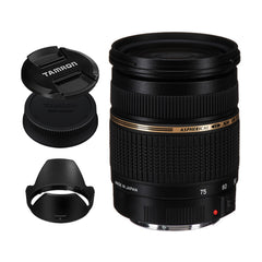 Tamron A09 SP 28-75mm f/2.8 XR Di LD Aspherical (IF) Autofocus Lens for Nikon DSLR Nikon F Mount Full Frame