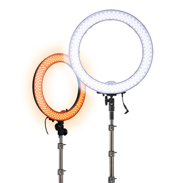 RL12 LED Ring Light 12 inch Free Stand Ring Light Beauty Photography Vlogging Studio Makeup 12  inches