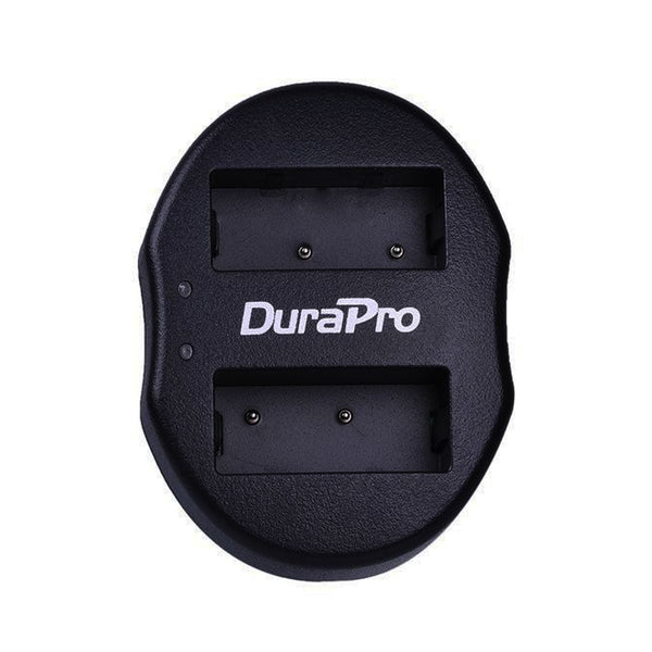 DuraPro Canon LP-E10 Dual USB Charger LP-E10 with USB cable