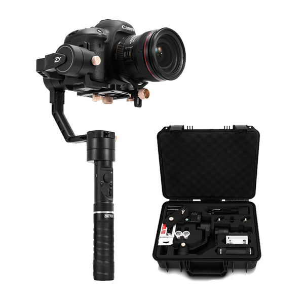 Zhiyun Crane Plus 3-Axis Handheld Gimbal Stabilizer for DSLR and Mirrorless Cameras 2.5kg Payloa