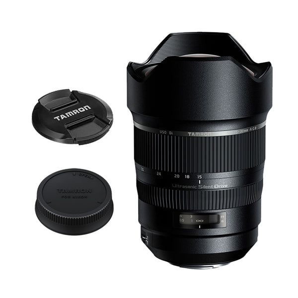 Tamron A012N SP 15-30mm f/2.8 Di VC USD Wide Angle Lens for Nikon DSLR Nikon F Mount Full Frame