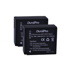 DuraPro DMW-BLG10 DMW BLG10E BLG10 Camera Battery