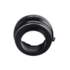 K&F Concept Pentax K Lenses to Fuji X Mount Camera Adapter PK-FX