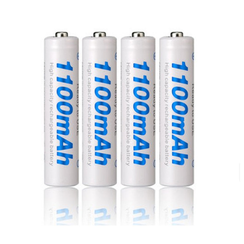 Beston Pack AAA 1100mAh Ni-MH Rechargeable Batteries