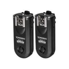 Yongnuo RF-603C II C3 Wireless Flash Trigger RF603II RF603