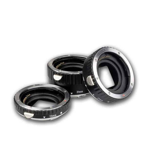 Meike MK-C-AF1-A Macro Auto Focus Extension tube Ring AF for Canon DSLR (Metal)