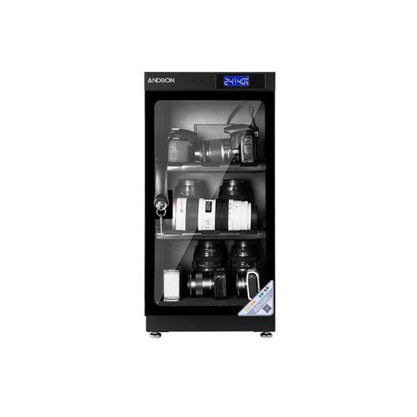 ANDBON AD-50c Electronic Digital Control Dry Cabinet Storage