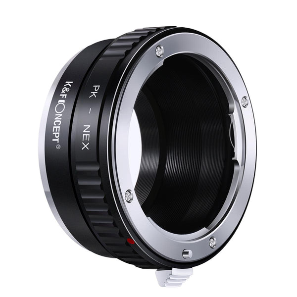 K&F Concept Pentax K Lenses to Sony E Mount Camera Adapter