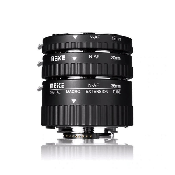 Meike MK-N-AF1-A Adapter Auto Focus Extension tube Ring AF for Nikon DSLR (Metal)