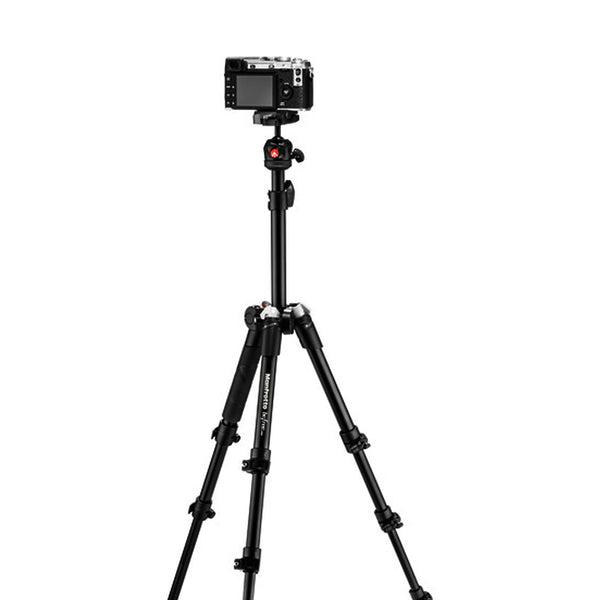 Manfrotto BeFree One Aluminum Tripod (Black)  MKBFR1A4B-BH