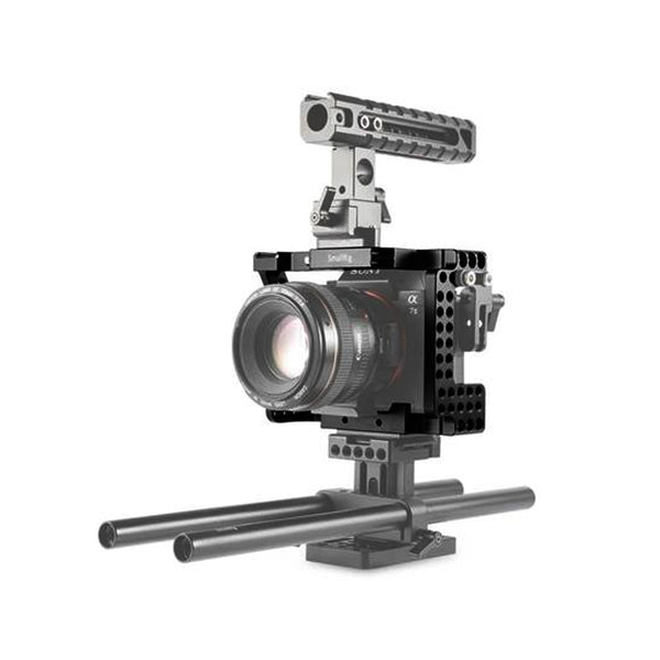 SmallRig Sony A7II A7RII A7SII ILCE-7M2 A7ii A7R2 ILCE-7RM2 / ILCE-7SM2 Cage 1660