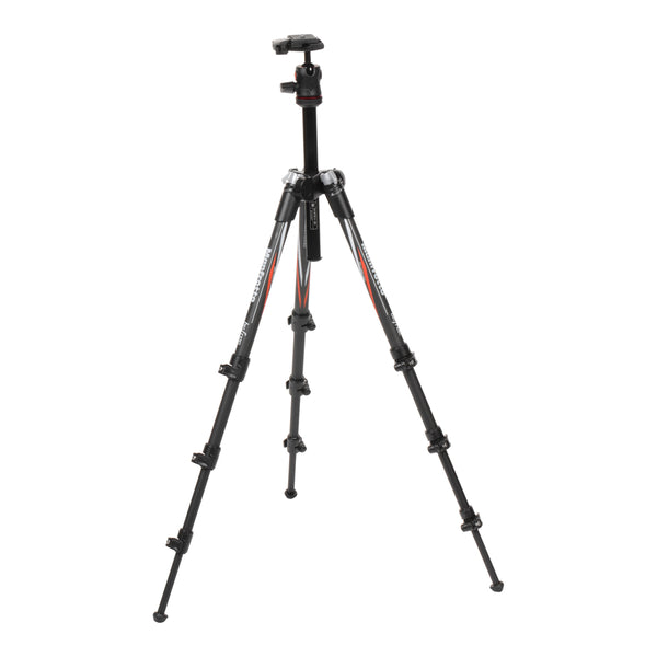 Manfrotto MKBFRC4-BH Befree CarbonFiber Tripod with BH
