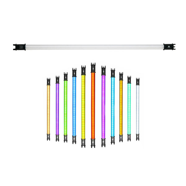 NanLite PavoTube 30C 4ft RGBWW LED Tube with Internal Battery