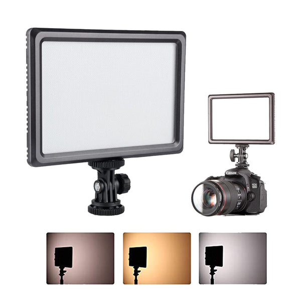 LuxPad22 PRO Ultra Thin 112 LED DSLR Video Light Pad