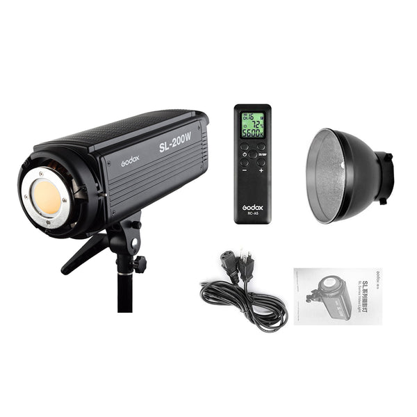 Godox SL-200W LED Video Light SL200W (Daylight-Balanced)