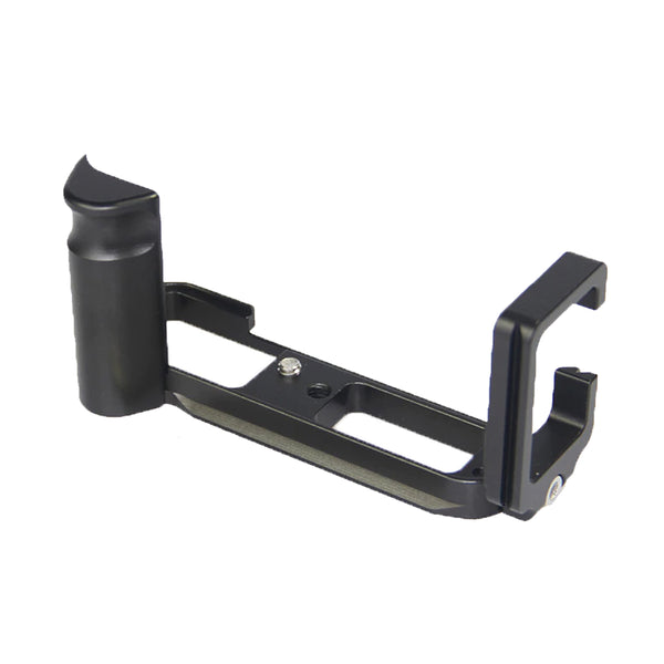XT30 L Type Bracket Tripod Quick Release Plate Base Grip Handle For Fujifilm XT30 XT-30